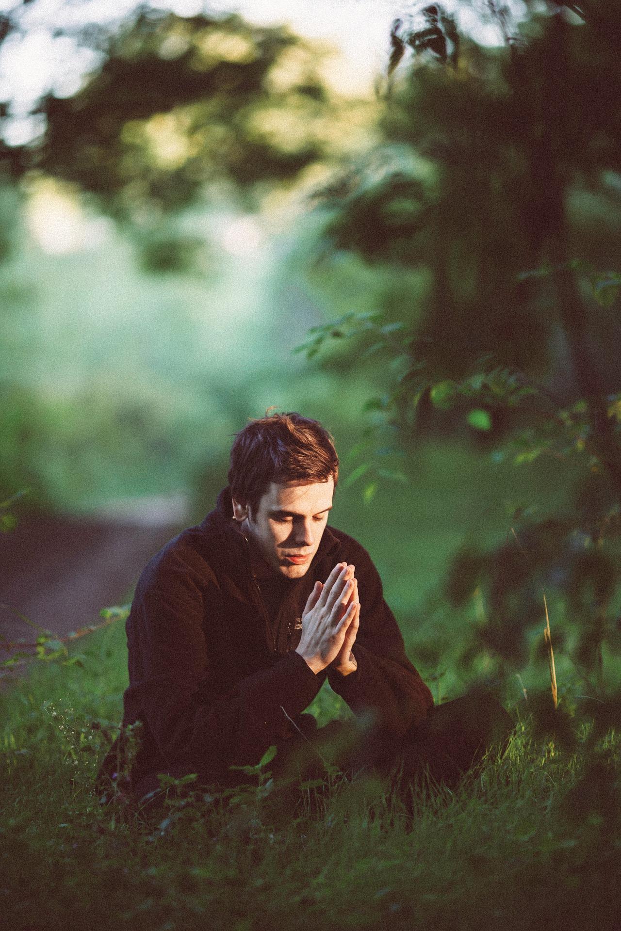 В медитации мы принимаем всё